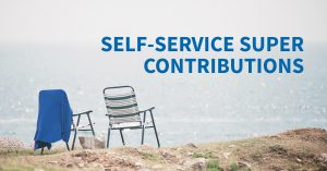 Self-Service Super Contributions